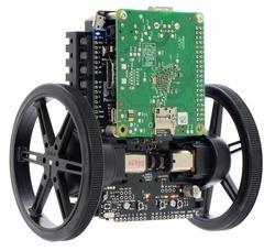3575-POLOLU Balboa 32U4 Balancing Robot Kit (No Motors or Wheels)