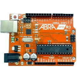 abra electronics, at your service since 1990abrauno arduino uno r3 compatible microcontroller atmega328p board