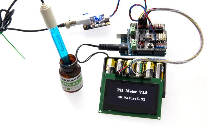 Sensors :: Sensors Temperature/ Weather :: SEN0161 Gravity: Analog
