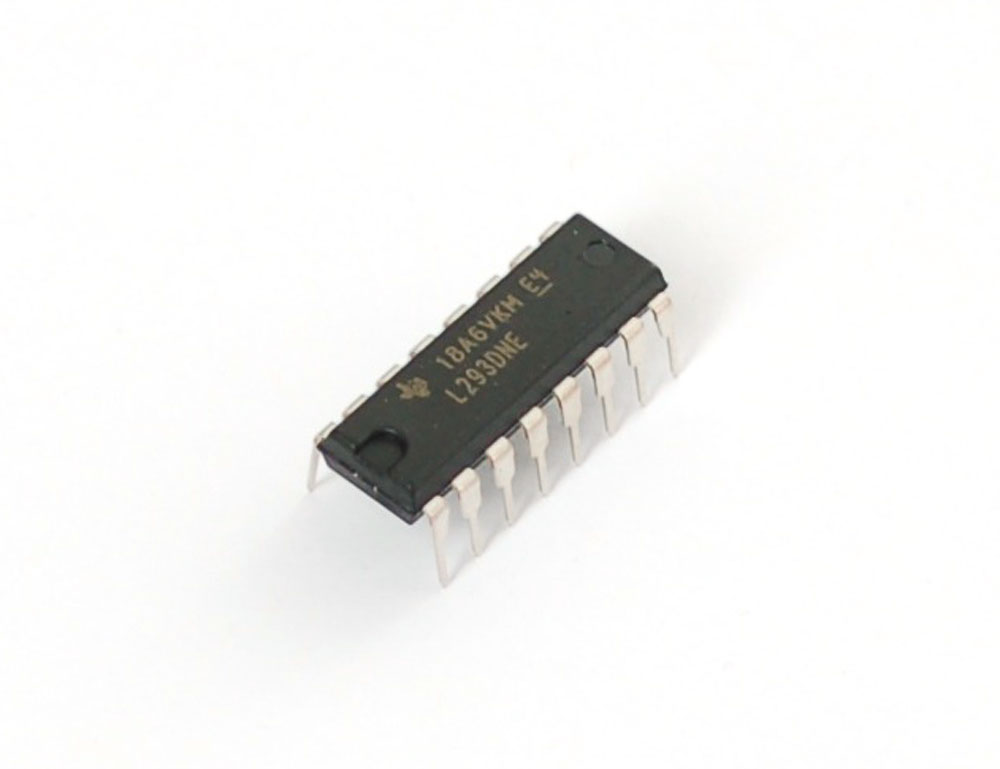 807 dual h bridge motor driver for dc or steppers 600ma l293d l293d dual h bridge motor driver for dc or steppers 600ma l293d sciox Gallery
