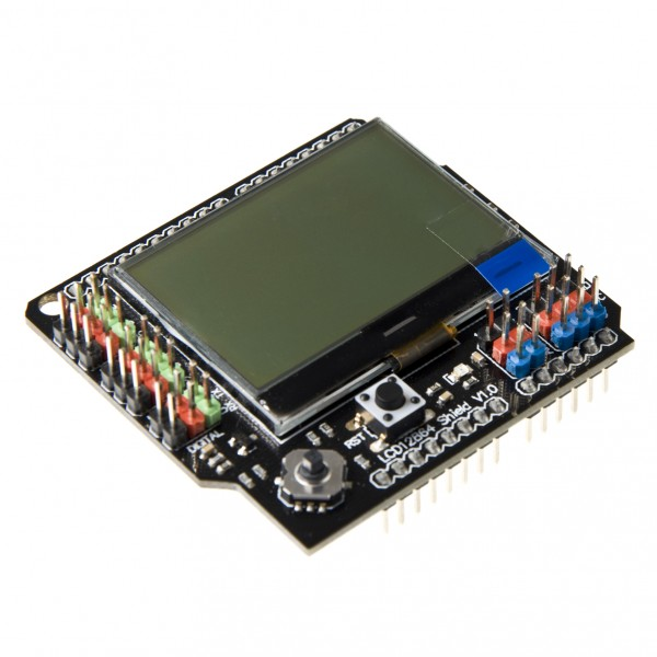 Arduino 24 TFT LCD Touch shield V1 - ITEAD