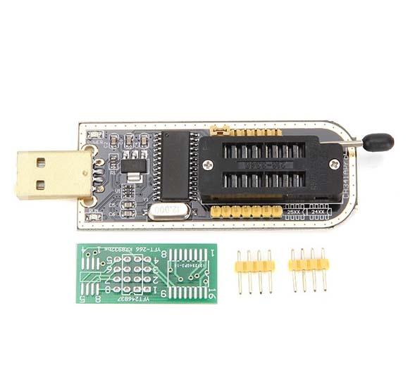 PGM-100 CH341A EEPROM & BIOS USB Programmer