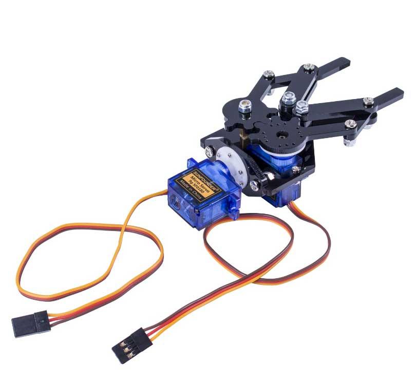 SF-ROLLPAW Standard Gripper Kit Rollpaw for Robotic Arm Rollarm DIY