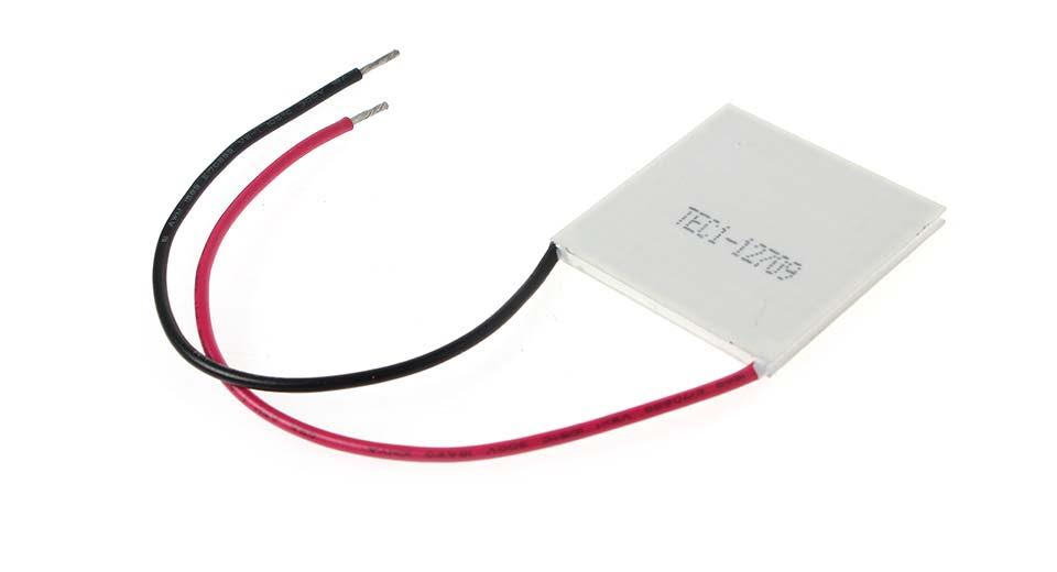 tec1-12709 thermoelectric peltier cooler plate