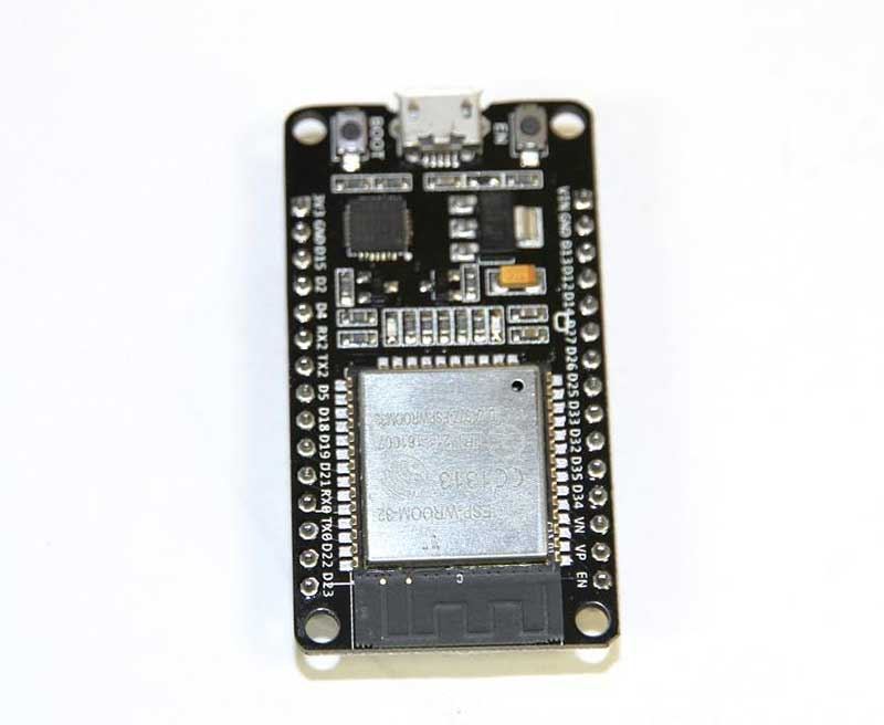 WIFI-ESP32 ESP-WROOM-32 Wi-Fi + Bluetooth BLE Low Power IOT Microcontroller
