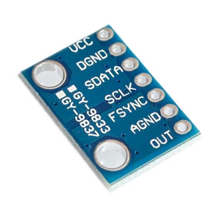MOD-AD9833 AD9833 - Programmable Waveform Generator breakout board for  Arduino