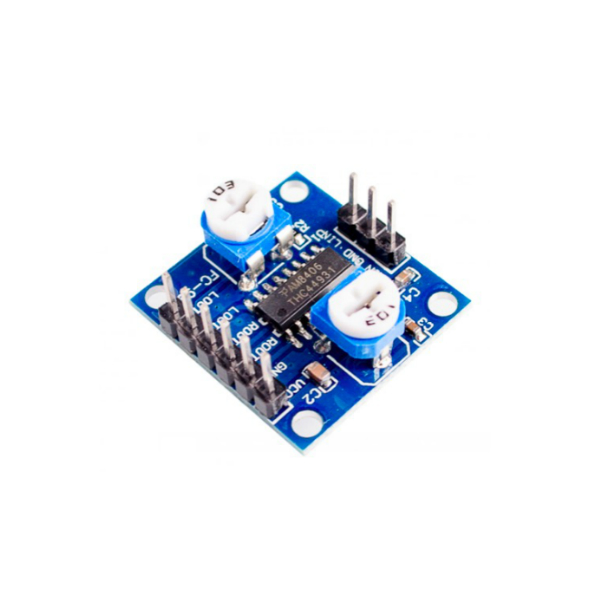 BB-PAM8406 PAM8406 Digital Amplifier Module with Volume Control  Potentiometer 5Wx2 - Stereo