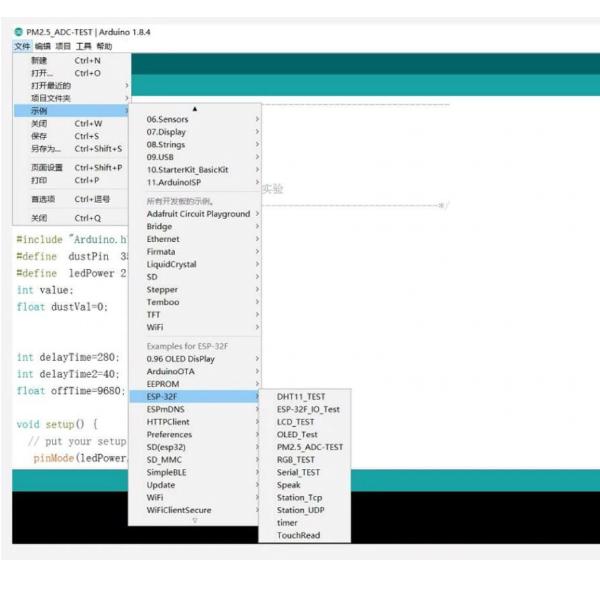 WIFI-ESP-32F-TFT ESP-32F WiFi+Bluetooth Development Board with 1 44
