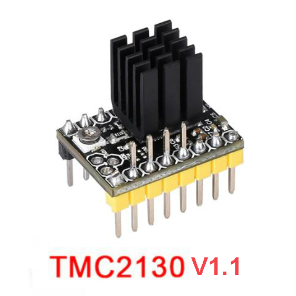 3D-TMC2130-KIT High Performance TMC2130 V1 1 Stepper Motor Driver Kit  Version 1 1 for 3D Printers