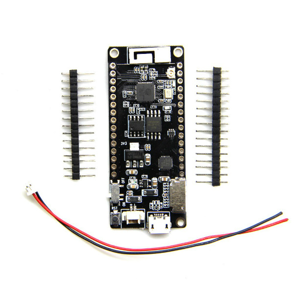 WL-TTGO-T8 WEMOS TTGO T8 V1 7 ESP32 (WIFI+BLUETOOTH+TF CARD+3D ANTENNA)  DEVELOPMENT BOARD