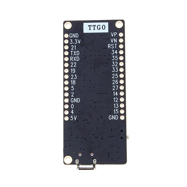 WL-TTGO-T8 WEMOS TTGO T8 V1 7 ESP32 (WIFI+BLUETOOTH+TF CARD+3D ANTENNA)  DEVELOPMENT BOARD