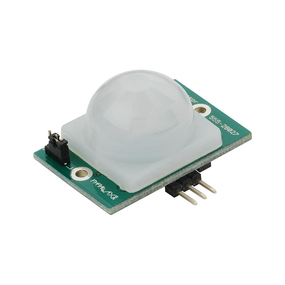 555 28027 Parallax Pir Sensor Wiring Diagram