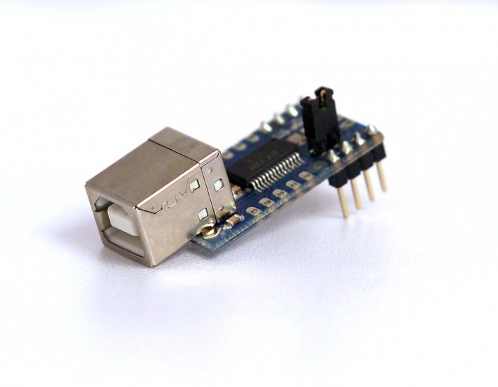 A arduino mini usb adapter
