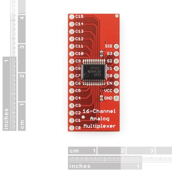 Controllare I/O multipli con pochi pin di
