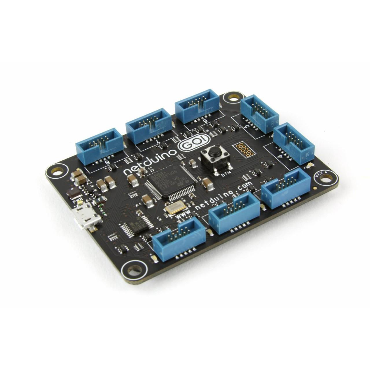 Arduino vs Netduino - Netduino 2 and Netduino 1