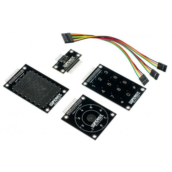 Shield per Arduino - robotstoreit