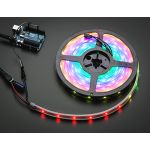 1376-ADA NeoPixel Digital RGB LED Weatherproof Strip 30 LED -1m