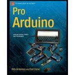 1430239395 Pro Arduino [Paperback]
