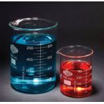 BG1000-50 Low Form Borosilicate Glass Beaker 50 mL - Pkg of 12