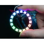 1463-ADA NeoPixel Ring - 16 x WS2812 5050 RGB LED with Integrated Drivers