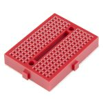 PRT-12044 Breadboard - Mini Modular (Red)