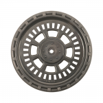 28114 ActivityBot Encoder Wheel and Tire
