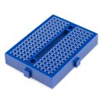 PRT-12045 Breadboard - Mini Modular (Blue)