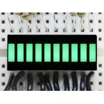 1814-ADA 10 Segment Light Bar LED Display - Pure Green