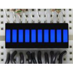 1815-ADA 10 Segment Light Bar LED Display - Blue