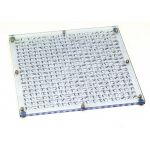 PH0802MFD Magnetic Field Demonstration Plate, Large