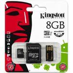 8GB Class 10 microSDHC