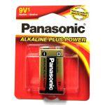 30-455 9 Volt Panasonic Alkaline Battery Pkg/1