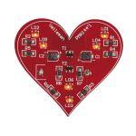 Velleman MK144 SMD LED Flashing Heart Kit