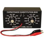 K-38 Elenco Capacitor Substitution Box Kit