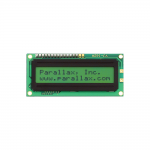 27977 Parallax 2 x 16 Serial LCD (Backlit)
