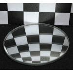 7-1301-U Glass Convex  Mirror