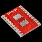 BOB-00499 SSOP to Dip Adapter 20 Pins