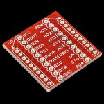 BOB-08276 Breakout Board for XBee Module