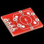 BOB-10467 LED Tactile Button Breakout