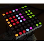 COM-00683 LED Matrix - Tri Color - Large