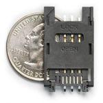 PRT-00548 SIM Socket