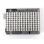 494 LoL Shield WHITE - A charlieplexed LED matrix kit for the Arduino - 1.5