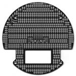 979-POLOLU 3pi Expansion Kit with Cutouts - Black