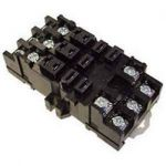 R95-115 Socket for KUP Series (DPDT, 3PDT)
