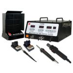 LF-853D XYtronic Multi-Function SMD Rework System - Soldering, Desoldering and Hot Air
