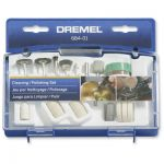 100-DREMEL Cleaning/Polishing Accessory Set