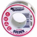 "4894-227G MG Leaded Solder - 60% tin, 40% lead - 0.025"" Dia."