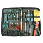 VTSET26U Velleman 19 Pcs Soldering Tool Kit