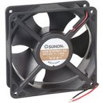"FAN-210  12V DC Cooling Fan - 3.14"" sq. X 1"""