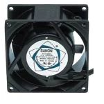 "FAN-410 220VAC Cooling Fan - 3.14"" sq. X 1.5"""
